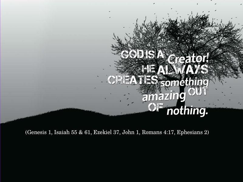 websites for growth. our God creates!