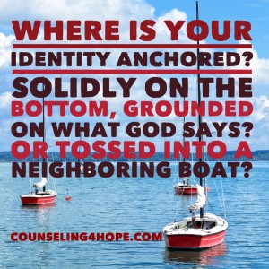 Identity Anchored
