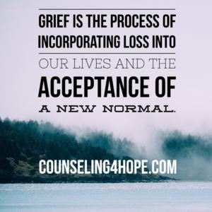 Grief Definition